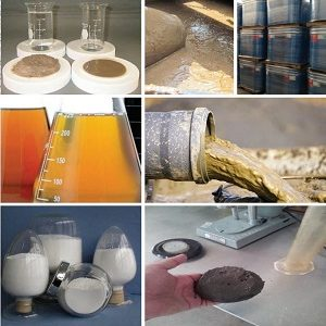 Types of Drilling Mud Additives